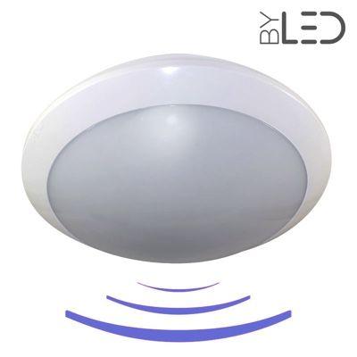 Hublot LED étanche à détecteur de mouvement - GALBE-16