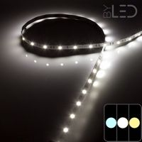 Ruban IP65 5050 - Blanc - 7,2W/m - 30 LED/m - 5m