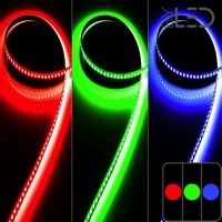 Ruban IP65 3528 - Mono couleur - 9,6W/m - 120 LED/m - 5m