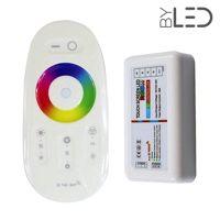 Kit télécommande RGB + Blanc - radio - Milight FUT027