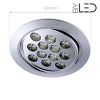 Spot LED encastrable 12W - Focus 12