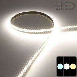 Ruban IP20 2835 - Blanc - 16,8W/m - 168 LED/m - 5m