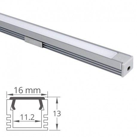 Profile Pour Bande Lumineuse Led En Aluminium 1m 2m 3m Byled Fr