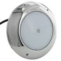 Projecteur piscine plat inox 260mm - CW – 35W – 12VAC/DC – IP68