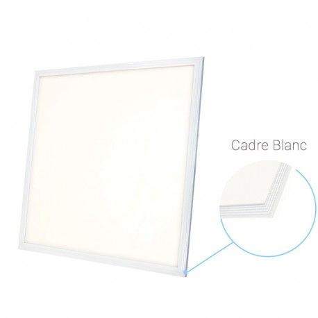 Dalle Panel HL 60 x 60 – Backlite – High Lumen – 40W– Blanc jour – 230V