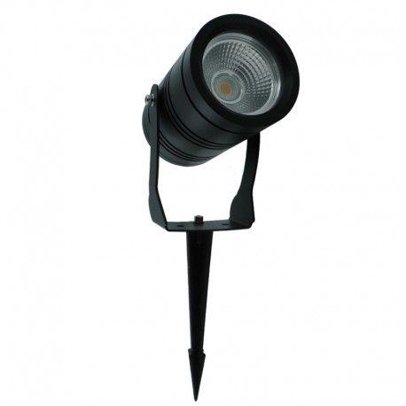 Spot LED à piquer 15 W - COB - 230V - Spike 15 - Blanc(s)