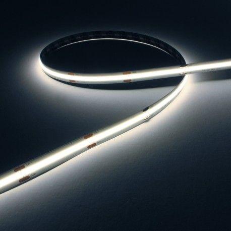 Ruban IP20 COB - Blanc - 15W/m - 480 LED/m - 5m