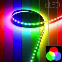 Ruban IP68 5050 - RGB - 14,4W/m - 60 LED/m - 5m