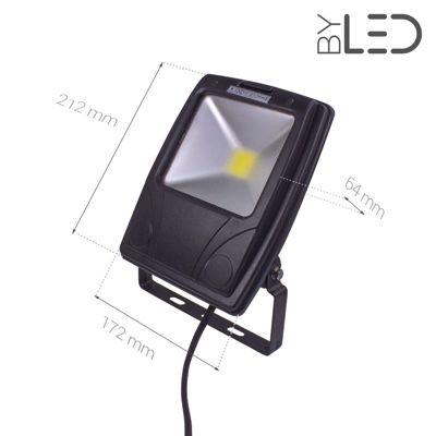 Projecteur LED Design 20 W - 230V - RHINO